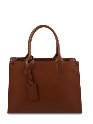 Sac à main Maison Héritage modèle Pure marron